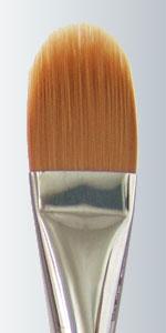 Series 430 - Golden Taklon Filbert Comber