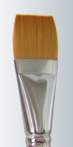 Series 550 - Golden Taklon Champagne Handle Wash