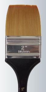 Series 560 - Golden Taklon Short Handle Jumbo Wash