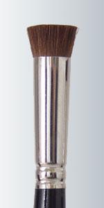 Series 672 - Brown Ox Hair Pouncer
