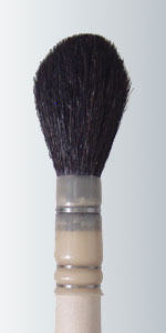 Series 680 - Squirrel Hair Quill China & Doll Mop
