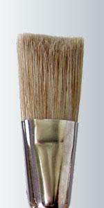 Series 822 - White Bristle Long Fitch