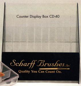 CD-40 Counter Display Unit