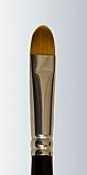 Series 425 - Golden Taklon Moon Filbert