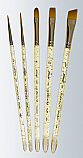 Golden Taklon Beginner's Set - Champagne Handles