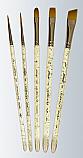 Golden Taklon Beginner's Set - Champagne Handles